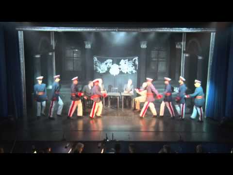 Evita - The Island Savoyards at the Shanklin Theatre - Part 4