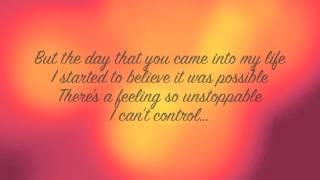 Mayer Hawthorne - Finally Falling (Lyrics On Screen)