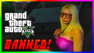 "GTA 5 BANNED For ""Violence Against Women"" Is The DUMBEST THING EVER! (GTA V)"