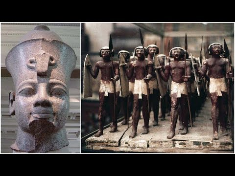 Proof Ancient Egyptians Were Black During 1974 UNESCO Conference