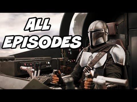 Mandalorian Full Episode Release Date Revealed - Star Wars Explained