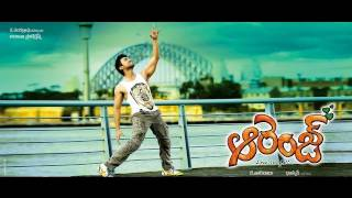 Orange Movie Song With Lyrics - Chilipiga Choosthavala  - Ram Charan Teja,Genelia D