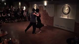 Nadia & Daniel Maailmantango pre-milonga September 2018 - Tampere, Helsinki 1/3