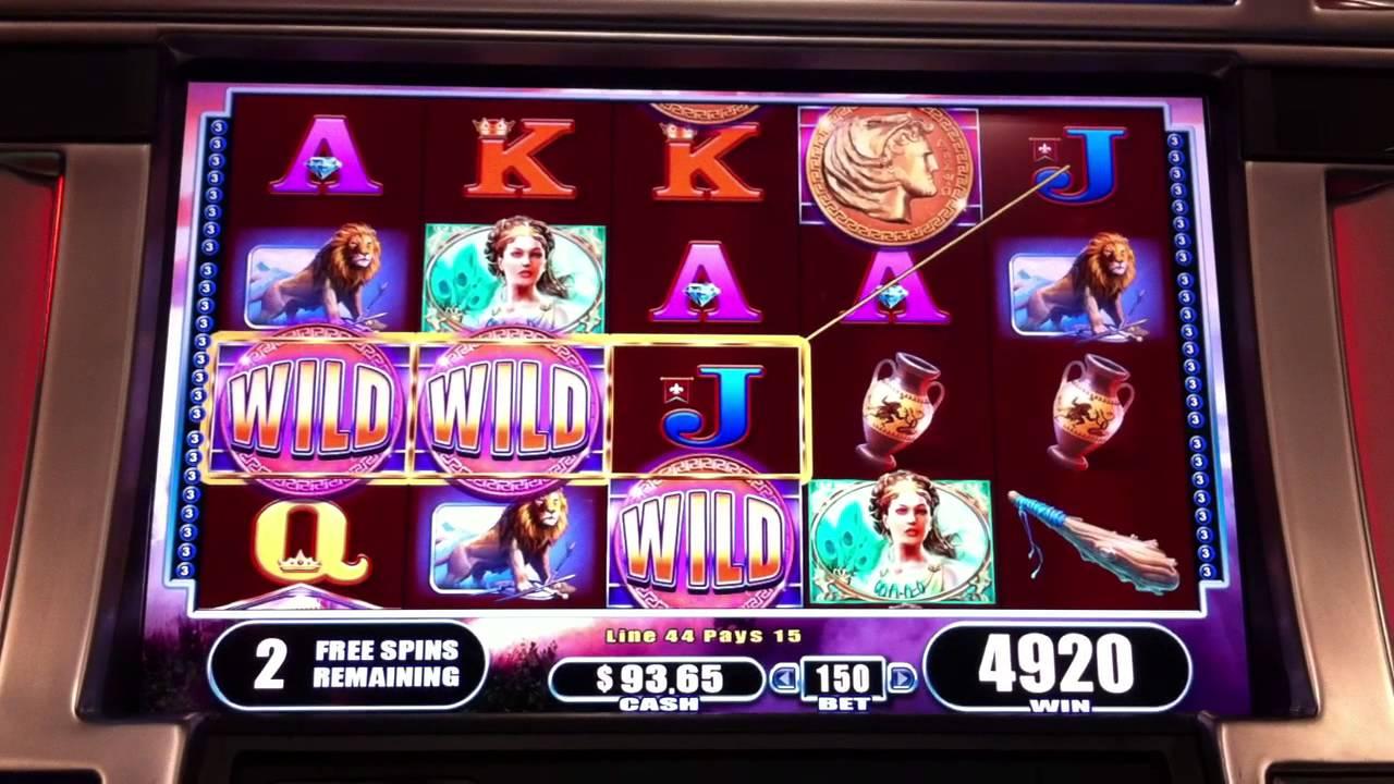 Hercules Slot Machine