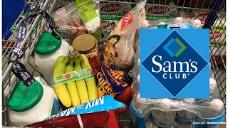 Shop with Me at SAM'S CLUB! Christmas Toys & Food Plus Cozy Winter Finds!