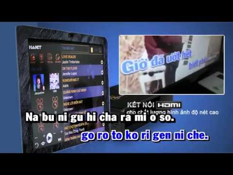 KARAOKE - HẠNH PHÚC MỚI | Karaoke DuyKhanhPlus
