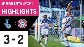 MSV Duisburg - FC Bayern München II | Spieltag 18, 19/20 | MAGENTA SPORT