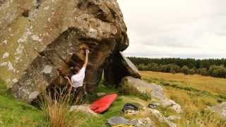 Bouldering Northumberland - Calling