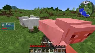 Minecraft 1.10.2 Sezon 7 AOE #1 - MEGA START