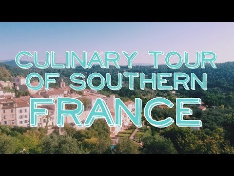 Optional Culinary Tour of Southern France