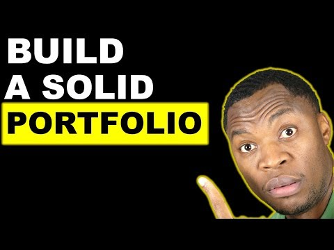 MONEY MANAGEMENT – HOW TO BUILD A SOLID INVESTMENT PORTFOLIO