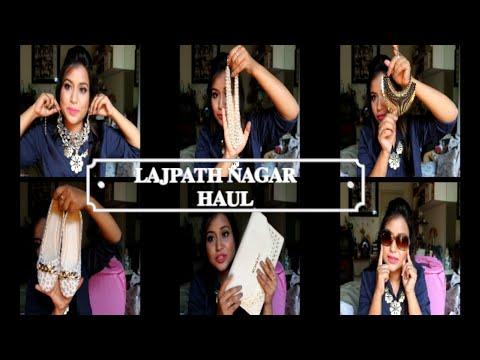 LAJPATH NAGAR | DELHI HAUL | INDIAN BEAUTY ❤