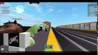 ROBLOX MTA Subway Movie: Kapitel 13 [IND West End Line Action]