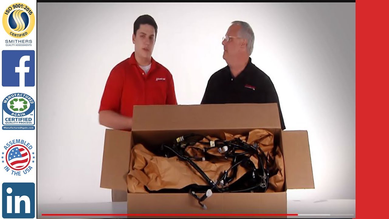 Prius Harness Overview on
