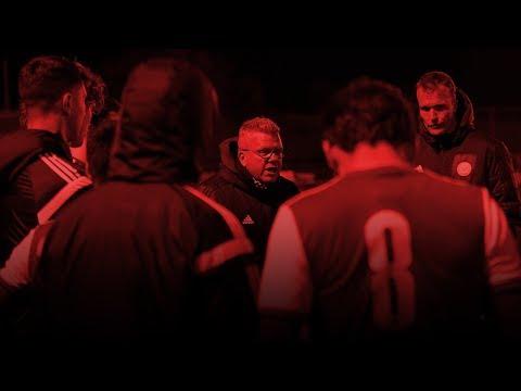 Behind the Scenes: Wingate & Finchley vs Brentford B - Jan 2019