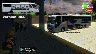 Proton Bus Simulator Road (PBSR) Gameplay #15. New Update Version 90A! screenshot 4
