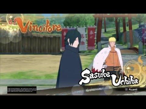 Boruto: Naruto Next Generations STORM 4 - Naruto And Sasuke