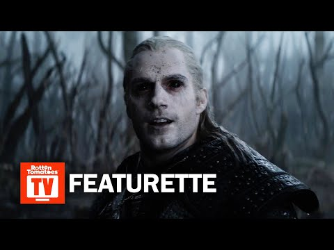 The Witcher Season 1 Featurette | 'Geralt Of Rivia' | Rotten Tomatoes TV