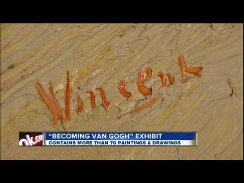 Van Gogh exhibition in Denver at 11