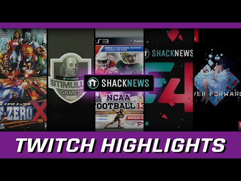 Ever Forward, F-Zero X, and the Stimulus Games! Shacknews Twitch Highlights | Episode 15 |