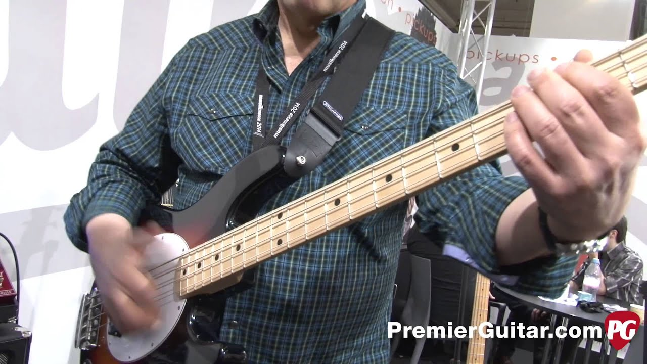 Aguilar Pickup Musicman 4 String Bass AG4M