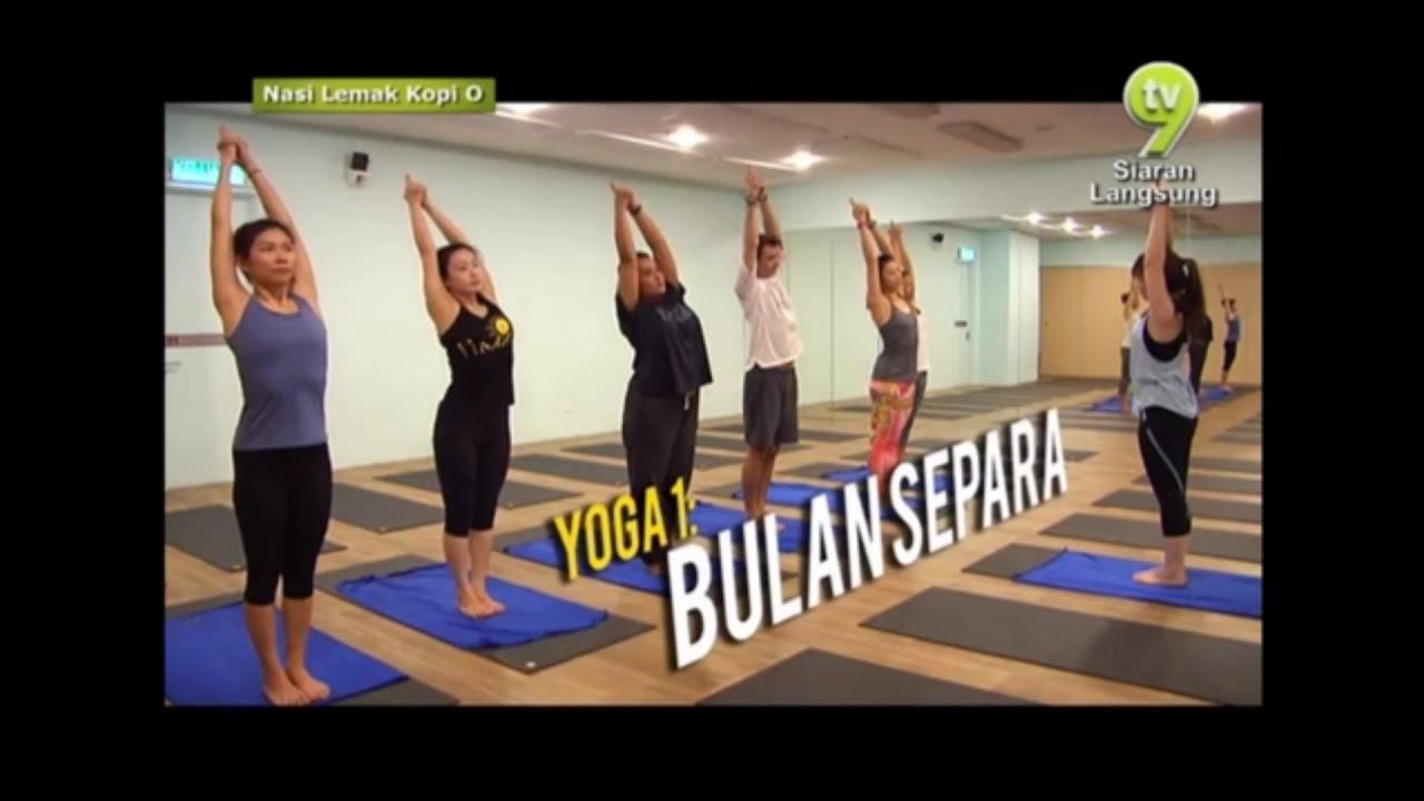 Download Life Hot Yoga  TV Interview - TV9 Nasi Lemak Kopi O - 29Apr2017