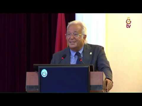 Divan Kurulu Başkanı Eşref Hamamcıoğlu'nun Açılış Konuşması