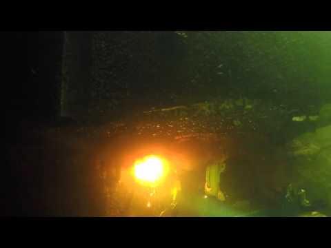 экзотермическая резка под водой BROCO BR-22
