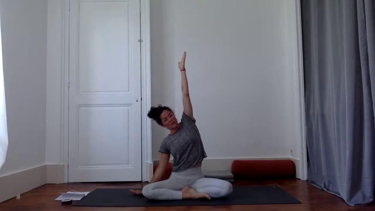 Yin & yoga nidra - Immersion - YouTube
