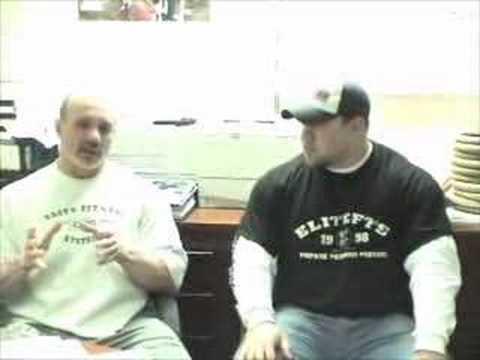 EliteFTS.com - Buddy Morris 2005 Interview Part 1