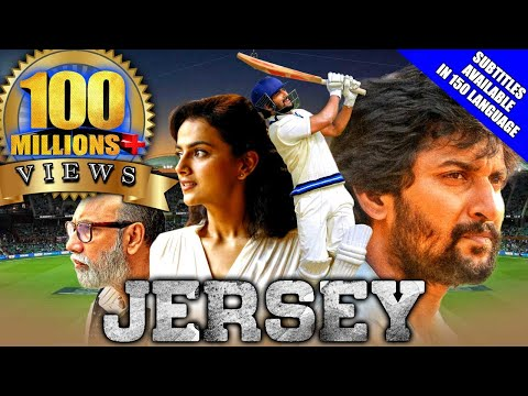 Jersey (2019) New Released Hindi Dubbed Full Movie | Nani, Shraddha Srinath, Sathyaraj, Sanusha