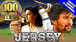 Jersey (2019) New Released Hindi Dubbed Full Movie | Nani, Shraddha Srinath, Sathyaraj, Sanusha thumbnail