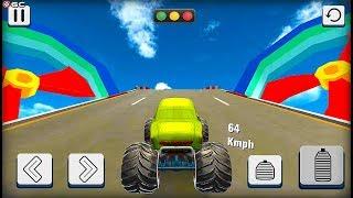 Mega Ramp Car Stunts Racing 3D Impossible Tracks - Crazy Car Games - Android GamePlay #3