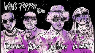 Jack Harlow - WHATS POPPIN (feat. DaBaby, Tory Lanez & Lil Wayne) [8D AUDIO]