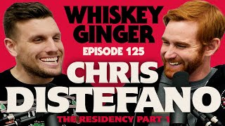 Whiskey Ginger - Chris Distefano - The Chrissy D Residency - #125