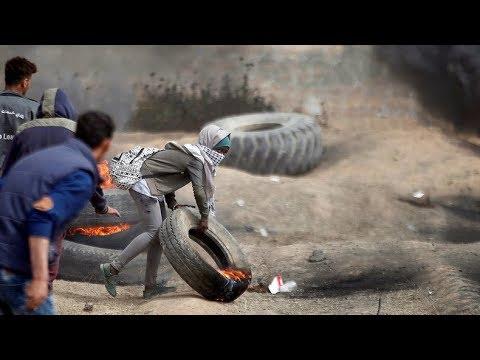 """LIVE: Proteste im Gaza-Streifen – """"Marsch der Rückkehr"""" an der Grenze zu Israel fortgesetzt"""
