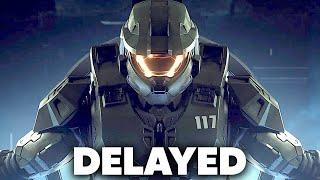 HALO INFINITE DELAYED & Xbox Series X Launch Date
