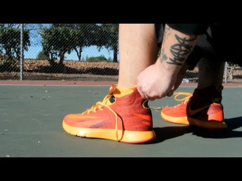 0a0d79d468a12 Nike Zoom HyperRev Performance Review - YouTube