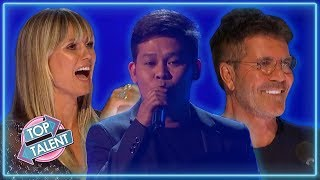 BEST Auditions From America's Got Talent: The Champions 2020! | Top Talent
