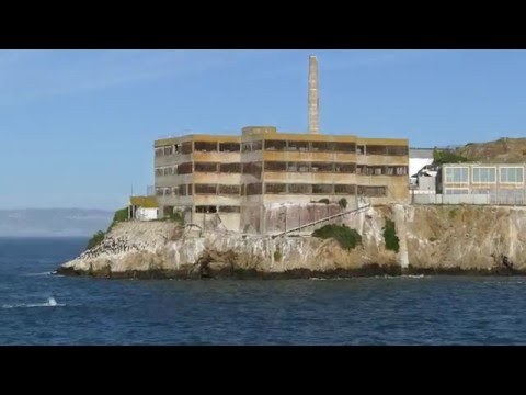 Alcatraz Tour  (HD) 2016