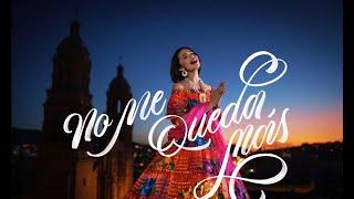 Смотреть клип Ángela Aguilar - No Me Queda Más