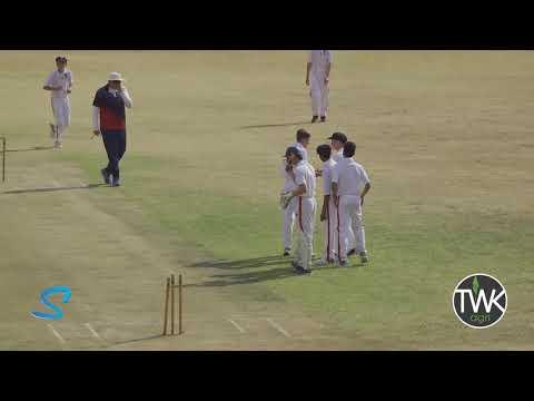 School Cricket Action - U/14 Piet Retief Vs Oosterland 19-08-19