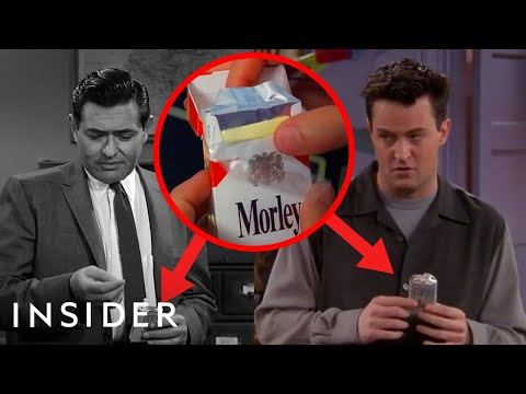 Why The Same Fake Cigarettes Are Used In TV And Movies | Movies Insider
