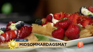 Enkel och god dagen-efter-mat - Nyhetsmorgon (TV4)