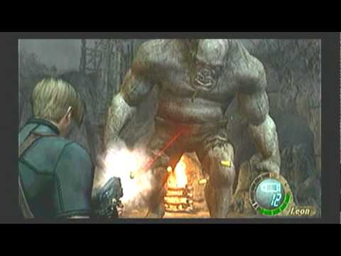 Let's Play Resident Evil 4: Chapter 2-1