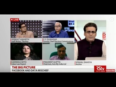 The Big Picture - Facebook & Data Mischief