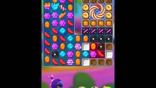 Candy Crush Friends Saga Level 593 - NO BOOSTERS 👩‍👧‍👦 | SKILLGAMING ✔️