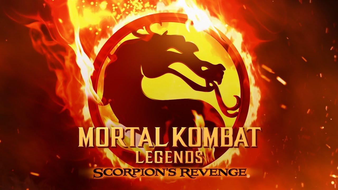 Mortal Kombat Legends Scorpion S Revenge Social Content Youtube