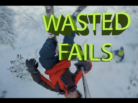Wasted compilation (ski)