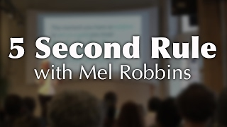 the 5 second rule with mel robbins
